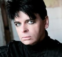 Gary Numan - singer, songwriter, musician and record producer