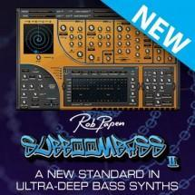 Detonate the dancefloor with Rob Papen SubBoomBass 2