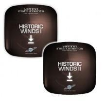 NEW Historic Winds I & II from VSL