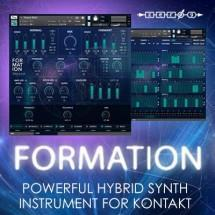 Zero-G release Formation: Formant Sound Creator