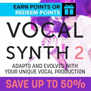 iZotope - VocalSynth 2 - Computer Music