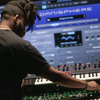 Spectrasonics announce Omnisphere hardware synth integration