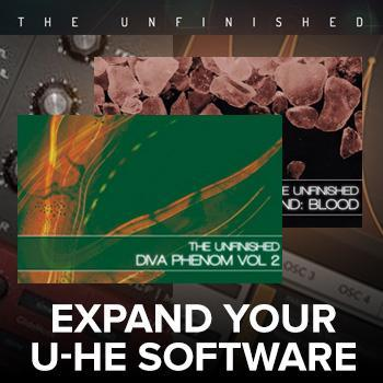 u-He expansions from The Unfinished available now