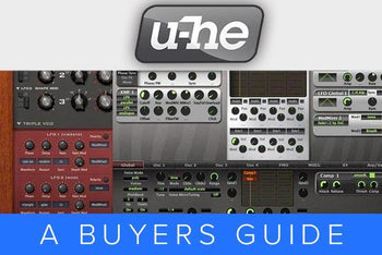 u-He Plugins - A Buyer's Guide