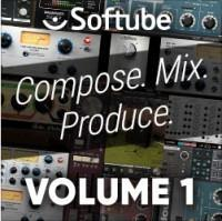 Softube release Volume 1 with 16 world-class plugins