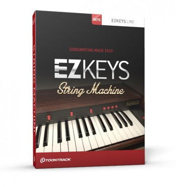 Toontrack - EZkeys String Machine - Computer Music