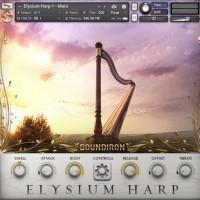 Soundiron release Elysium Harp for free Kontakt Player