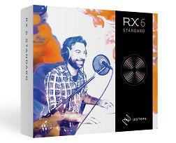iZotope RX 6 Standard Full Version Buy Now Download