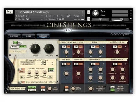 Cinesamples CineStrings Bundle