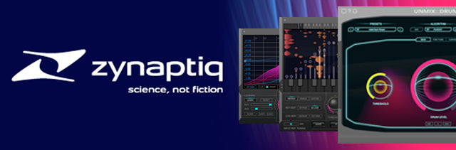 Zynaptiq - Innovative Audio Processing Plugins For Your Music
