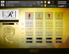 ISW Rhapsody Orchestral Colours