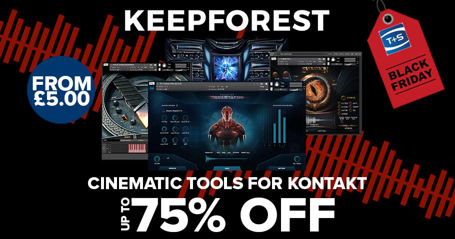 Up to 75% off KeepForest