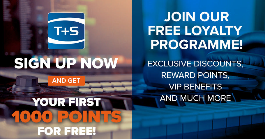 Join our free loyalty programme