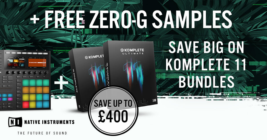 Native instruments Komplete Bundle Deals