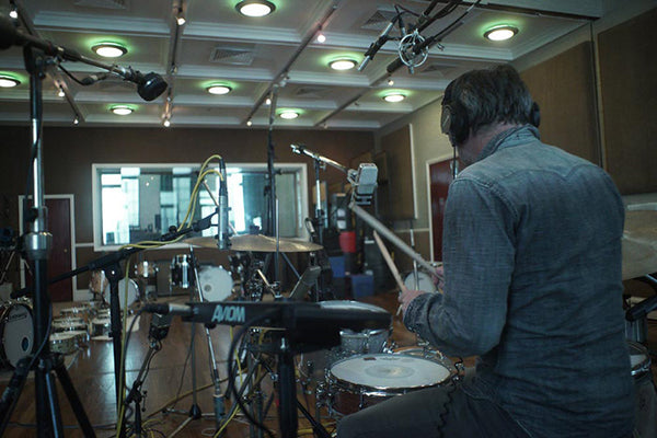 Recording at RAK studios