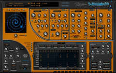 Rob Papen SubBoomBass 2 interface