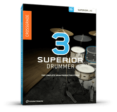 Crossgrade from EZDrummer 2