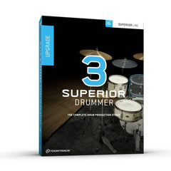 Upgrade from Superior Drummer 2
