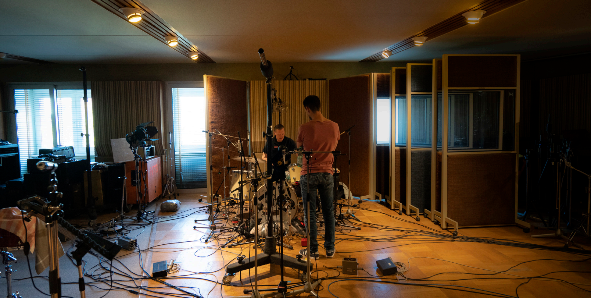 Hansa Tonstudio Studio One Live Room