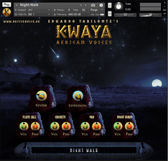 KWAYA Soundscapes GUI
