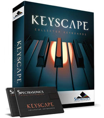 Spectrasonics Keyscape box