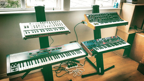 The Unfinished Synths