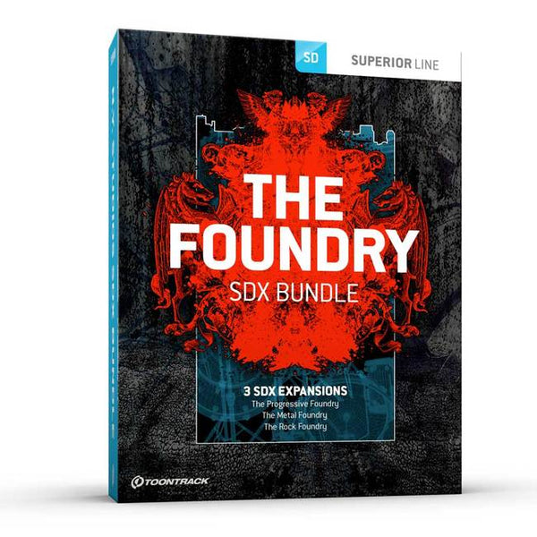 Toontrack The Foundry Bundle