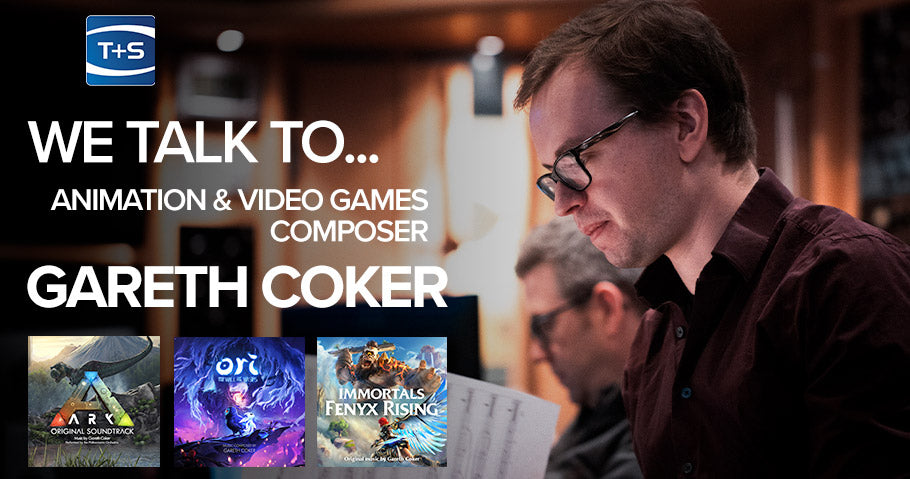 We interview video games composer Gareth Coker