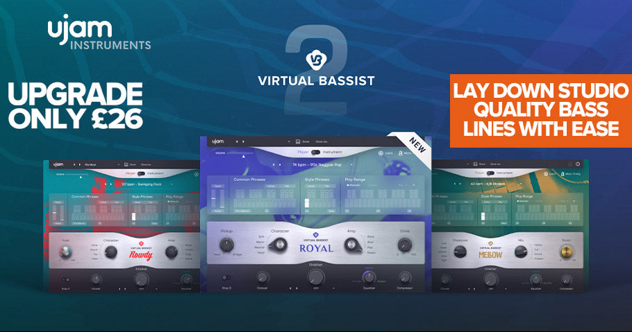 UJAM VIRTUAL BASSISTS 2