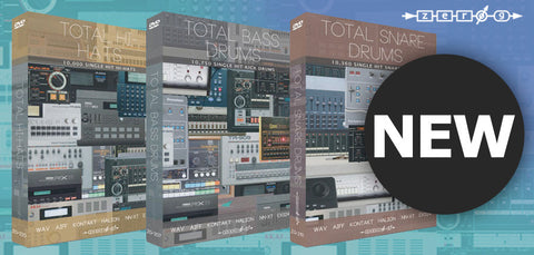 Total Drums Bundle