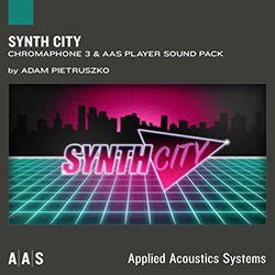 AAS Synth City sound pack