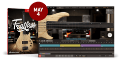 Toontrack EZbass Fretless 4th May Release
