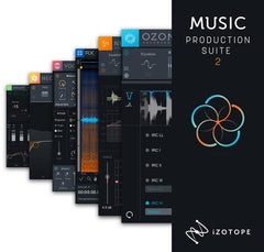iZotope Music Production Suite Upgrade from Music Production Suite 1