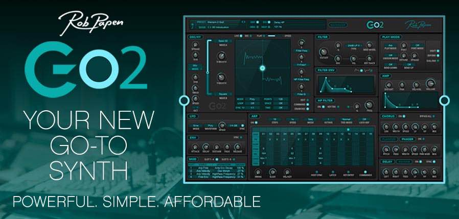 Rob Papen Go2 Virtual Synth