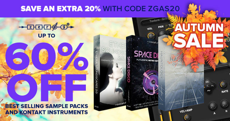 Up to 60% off Zero-G Autumn sale