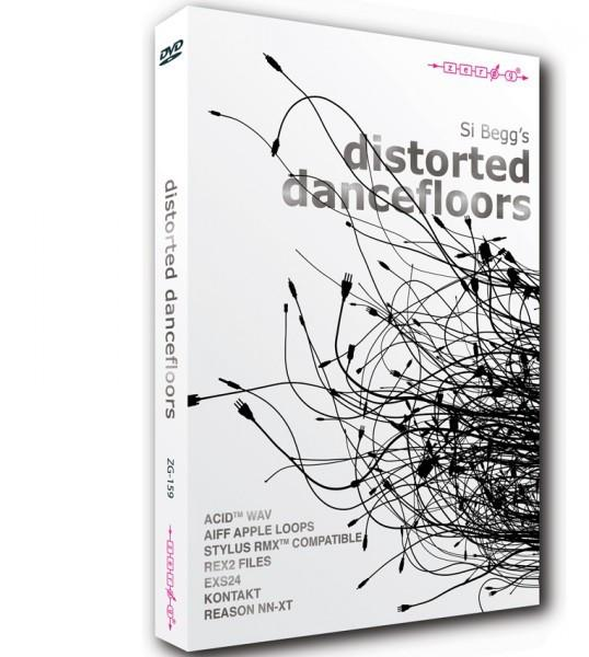 Download Zero-G Distorted Dancefloors
