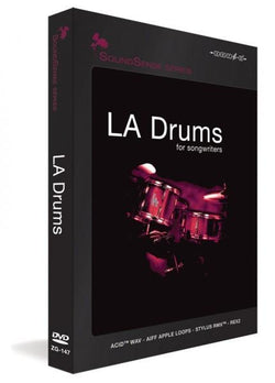 Download Zero-G SoundSense LA Drums