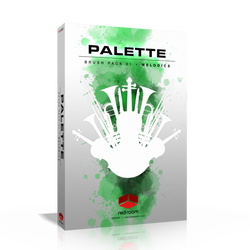 Red Room Audio Palette Brush Pack 01 Melodics