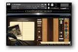 Cinesamples CineHarpsichord interface