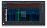 Audionamix TRAX 3 Zoom To Fit GUI