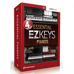 Download Toontrack EZkeys Essential Pianos