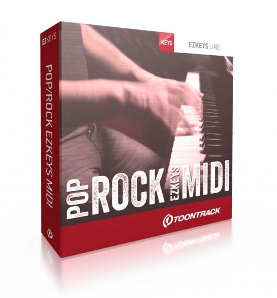 Download Toontrack EZkeys MIDI Pop Rock