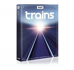 Download Boom Library Trains - Stereo