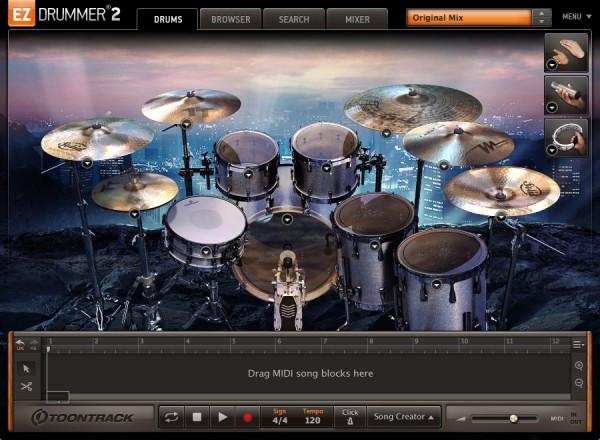 Buy Toontrack EZX - Randy Staub Rock Solid