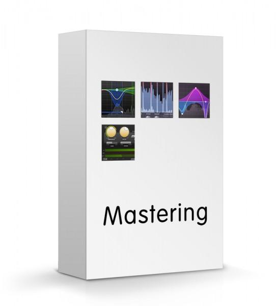 Download FabFilter Mastering BUNDLE
