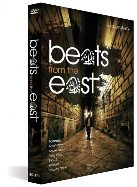 Buy Zero-G Beats From The East (boxed)