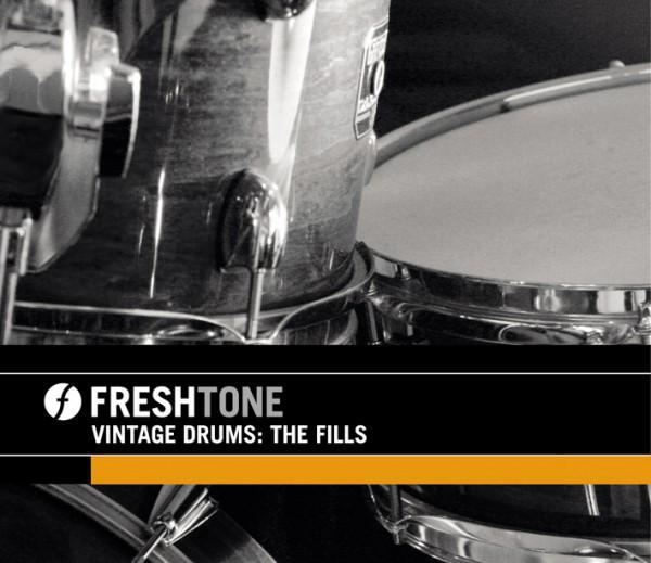 Buy Freshtone Vintage Drums - The Fills (boxed)