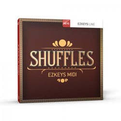 Download Toontrack EZKeys Shuffles MIDI Pack