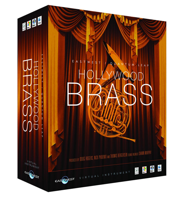 Download EastWest Hollywood Brass