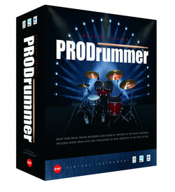 Download EastWest ProDrummer 1 & 2